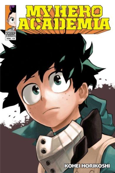 My Hero Academia, Vol. 15