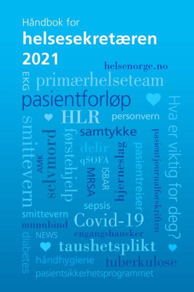 Håndbok for helsesekretæren 2021
