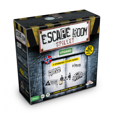 Spill Escape Room