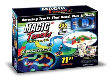 Leke Magic Tracks Super Starter Kit