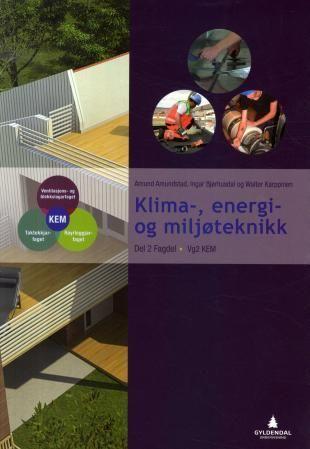 Klima-, energi- og miljøteknikk