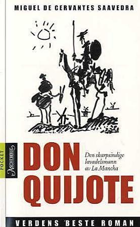Den skarpsindige lavadelsmann Don Quijote av la Ma