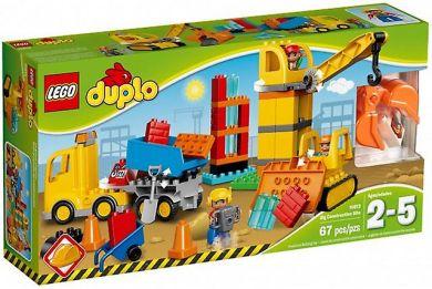 Lego Stor Byggeplass 10813