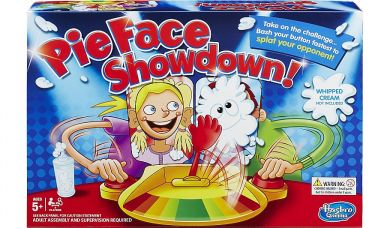 Spill Pie Face Showdown