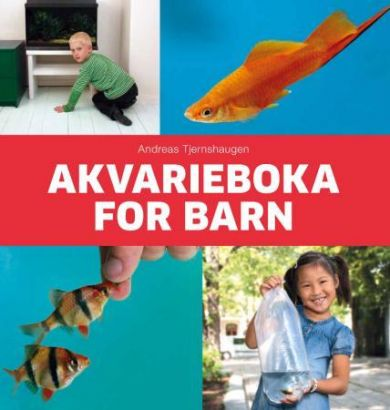 Akvarieboka for barn