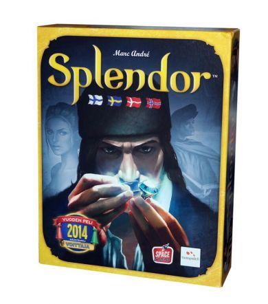 Spill Splendor