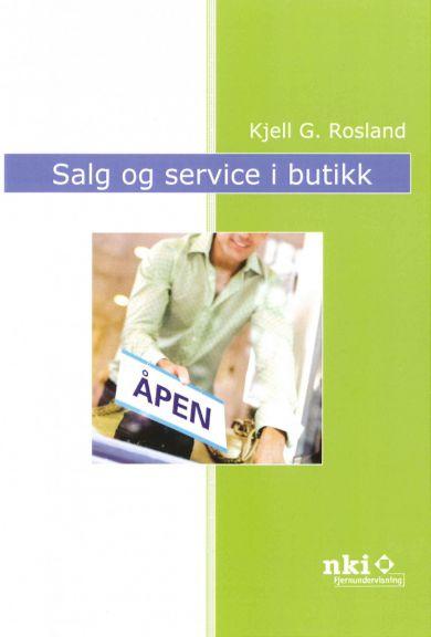 Salg og service i butikk