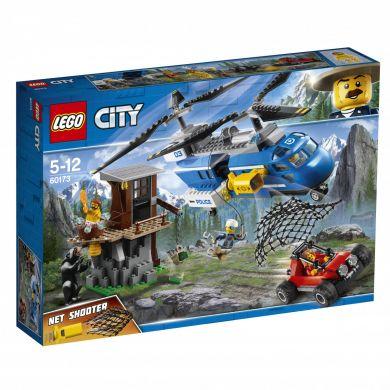 Lego Pågripelse Til Fjells 60173
