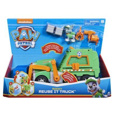 Leke Paw Patrol Rocky Re Use It Truck