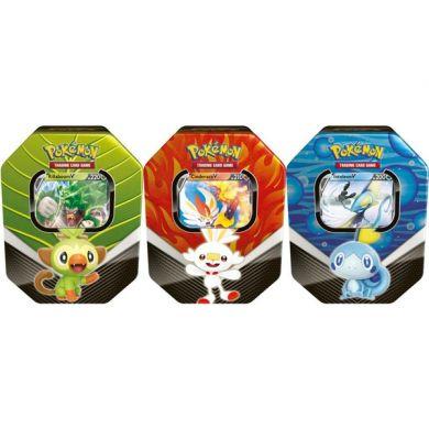 Pokemon Tinnboks Sword & Shield