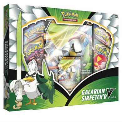 Pokemon Gaveeske Galarian Sirfetchd V