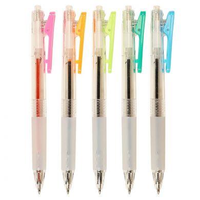 Penn Set Of 5 Colour Ballpoint Pens