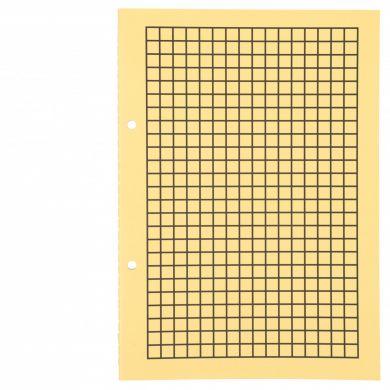Notatbok A5 Functional Exbk Lemon Gul