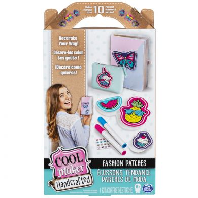 Cool Maker Fashion Patches