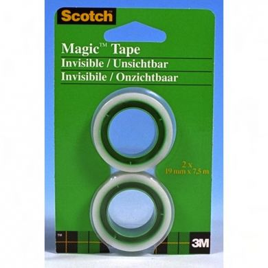 Tape Scotch Magic 810 19mmx7,5m ref (2)