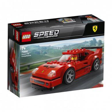 Lego Ferrari F40 Competizione 75890