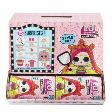 L.O.L. Surprise Hairgoals Innovation Dolls 1