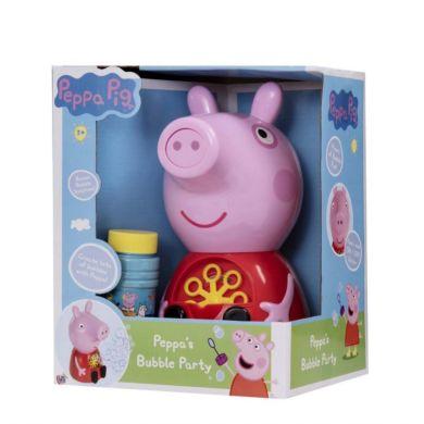 Leke Peppa Pig Bubble Machine