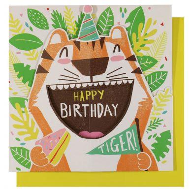 Systemkort PC Happy Birthday Tiger