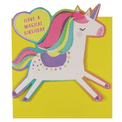 Systemkort PC Magical Birthday Unicorn