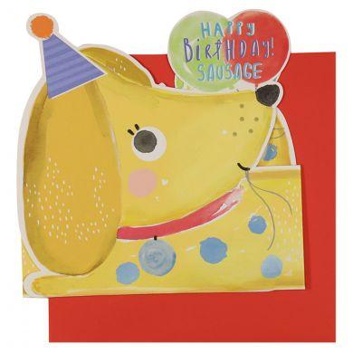 Systemkort PC Happy Birthday Sausage Dog