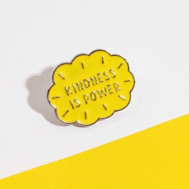 Pin Badge Cl Kindness Metal