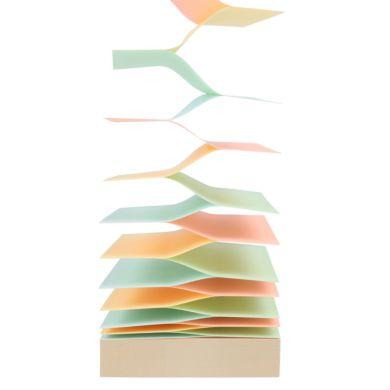 Selvklebende Z Sticky Notes Pastels