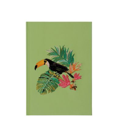 Notatbok A5 Toucan Stitched