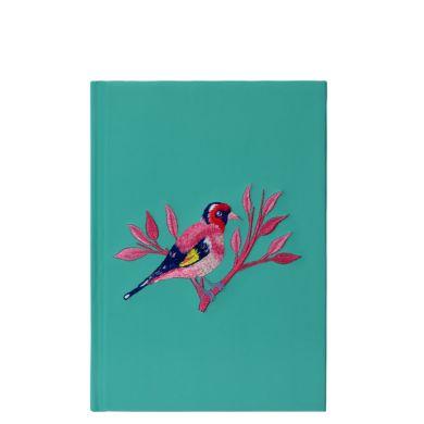 Notatbok A5 Bird Stitched