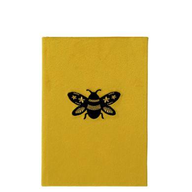 Notatbok A5 Velvet Bee
