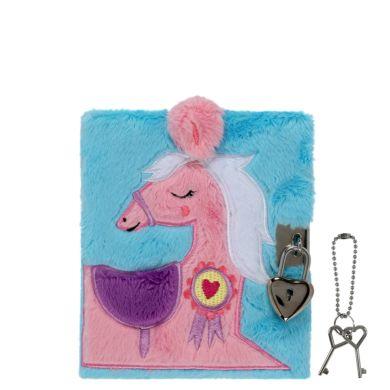 Dagbok A6 Pony M Lås