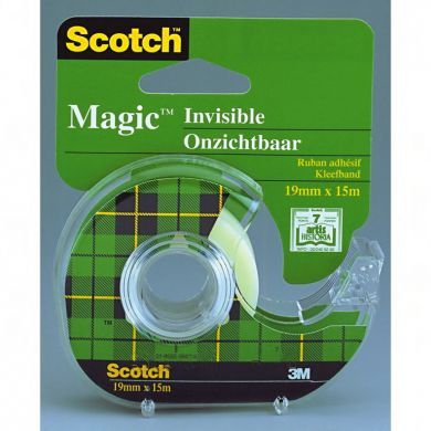 Tape Scotch Magic 810 19mmx15m m/disp