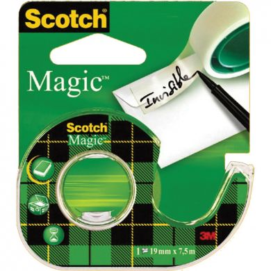 Tape Scotch Magic 810 19mmx7,5m m/disp