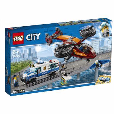 Lego Polti Og Diamantkupp 60209