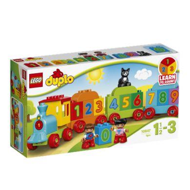 Lego Talltog 10847