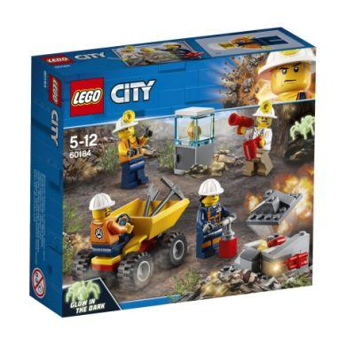 Lego Gruvearbeidere 60184