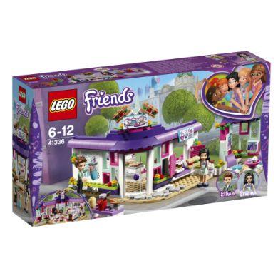 Lego Emmas Kunstkafe 41336