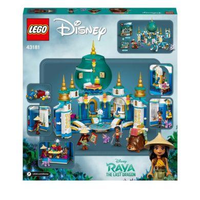 Lego Raya og hjerteslottet 43181