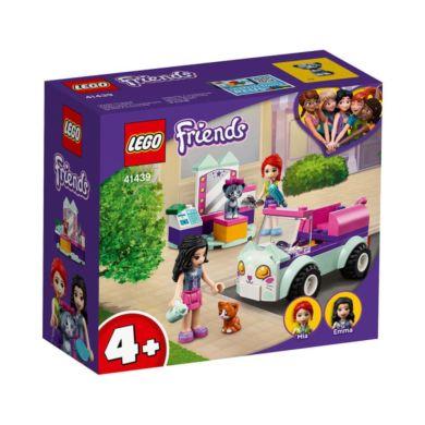 Lego Kattepleie Og Bil 41439
