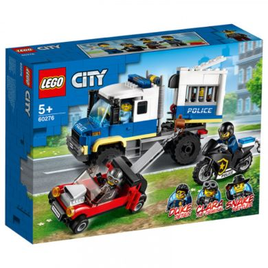 Lego Politiets Fangetransport 60276