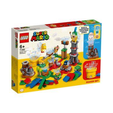 Lego Makersett Mestre Utfordringen 71380