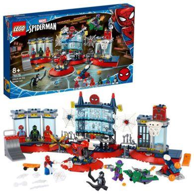 Lego Angrep på edderkoppens hule 76175