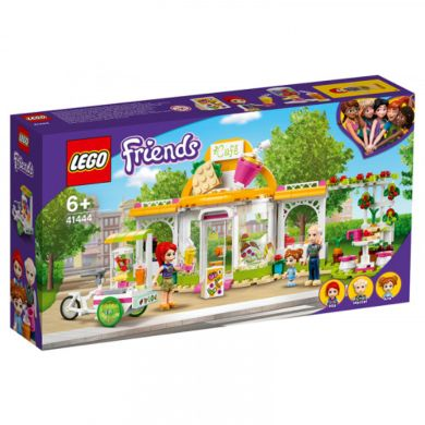 Lego Heartlake Citys økologiske kafé 41444