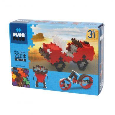 Leke Plus Plus Mini Basic 220 PCs. 3In1