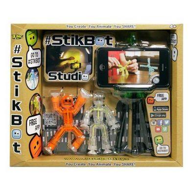 Leke Stikbot Studio