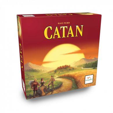 Spill Catan Grunnspillet På Norsk
