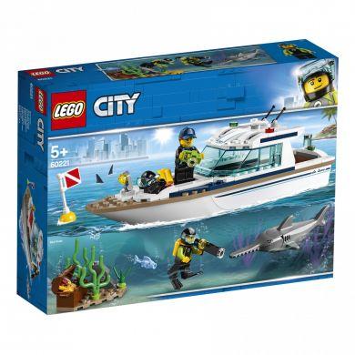 Lego Dykkerbåt 60221