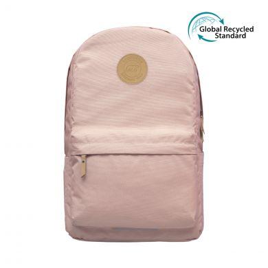 Skolesekk City Soft Pink 30L Beckmann