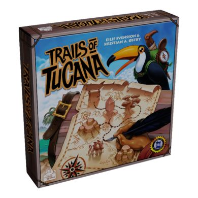 Spill Trails Of Tucana
