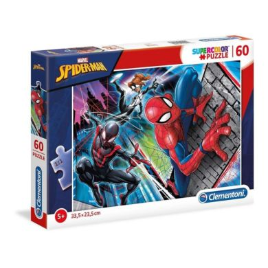 Puslespill 60 Spider-Man Clementoni